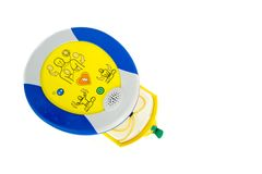 Automated External Defibrillator or AED Stock Images