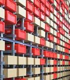 Automated Retrieval System Royalty Free Stock Photo