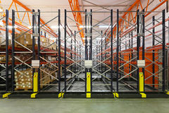 Automated storage Royalty Free Stock Photography