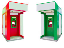 Automated teller machine,ATM Stock Photography