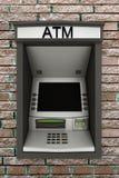 Automated teller machine Royalty Free Stock Image