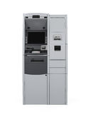 Automated Teller Machine Stock Photo