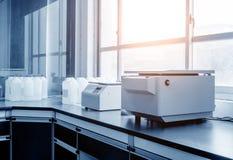 Automatic balance centrifuge Stock Photography