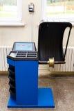 Automatic balancing machine. Royalty Free Stock Image