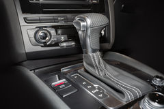 Automatic car transmission Stock Photography