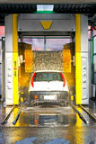 Automatic carwash Stock Images