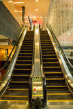 Automatic elevator in Guangzhou Museum, Guangdong. Royalty Free Stock Photography