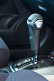 Automatic gear shift Stock Image