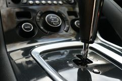 Automatic gearbox Stock Photos