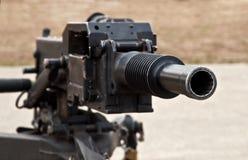 Automatic grenade launcher Stock Photo