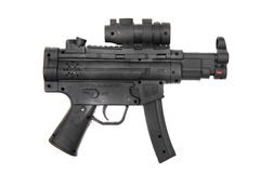 Automatic gun (toy)  Stock Photography