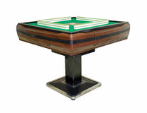 Automatic mahjong table Stock Images