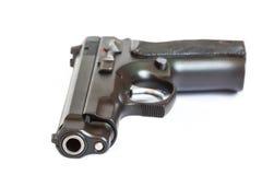Automatic pistol handgun weapon Royalty Free Stock Photo