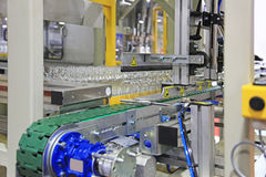 Automatic production line Stock Image