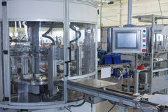 Automatic production line Stock Photography