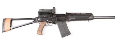 Automatic rifle Royalty Free Stock Photo
