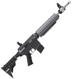 Automatic rifle for operational work Stock Photos