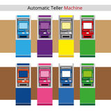 Automatic Teller Machine Royalty Free Stock Image