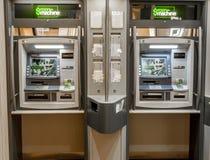 Automatic teller machine Royalty Free Stock Image