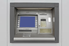 Automatic Teller Machine Royalty Free Stock Photo