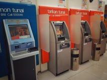 Automatic teller machine Royalty Free Stock Photo