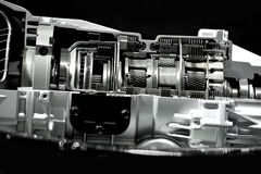 Free Automatic Transmission Royalty Free Stock Photo - 25956525