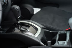 Automatic transmission gear shift Royalty Free Stock Image