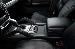 Automatic transmission gear shift. Royalty Free Stock Image