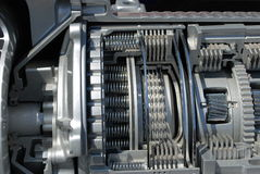 Automatic transmission Royalty Free Stock Photos