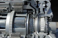 Automatic transmission Royalty Free Stock Photo