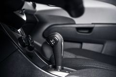 Automatic Transmission Shifter Royalty Free Stock Image