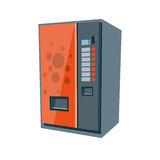 Automatic Vending Sale Machine Royalty Free Stock Image