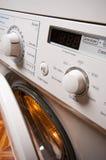 Automatic washing machine. stock images