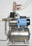 Automatic water pump Stock Photography