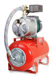 Automatic water pump Royalty Free Stock Image