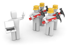 Automation Stock Image