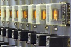 Automation dans l'industrie Image stock