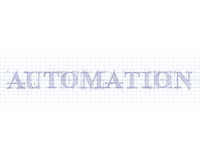 Automation Technical Word Stock Photos