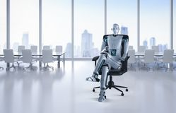 Free Automation Worker Concept Royalty Free Stock Photos - 144813758