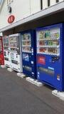 Automatische drankenautomaat Stock Foto's