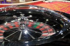 Automatische elektronische roulette in een casino Stock Afbeeldingen