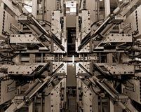 Automatische lassenmachine Royalty-vrije Stock Foto