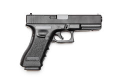 Automatische Pistole Stockfoto