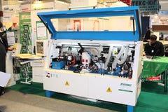 Automatische randmachine, Rusland, Krasnodar Royalty-vrije Stock Foto