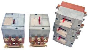 Automatische stroomonderbreker stock afbeelding