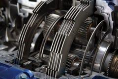 Automatische versnellingsbak. royalty-vrije stock foto