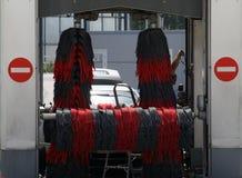 Automatisches Auto Washington des Tunnels. Lizenzfreies Stockfoto