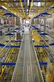 Automatisches Kleidungslager Lizenzfreies Stockfoto