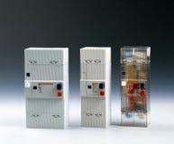 Automatisering voor elektriciteit royalty-vrije stock afbeeldingen