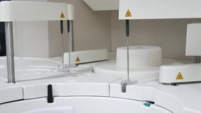 Automatisez le fonctionnement de chimie clips vidéos